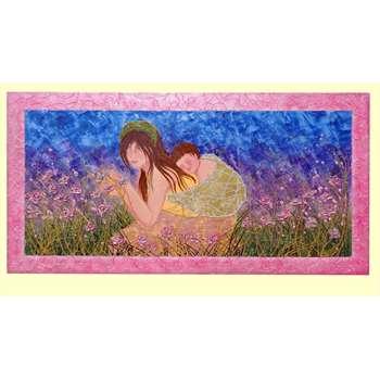 Maternit tra i fiori vendita quadri online quadri - Stampe camera da letto ...