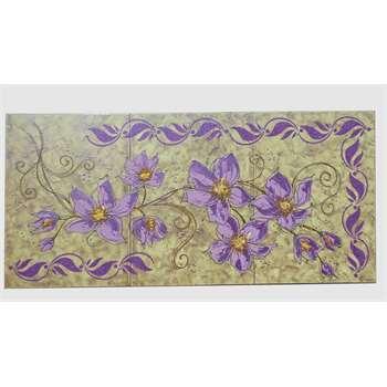 Stelo di fiori lilla vendita quadri online quadri moderni quadri astratti quadri - Quadro per camera da letto ...