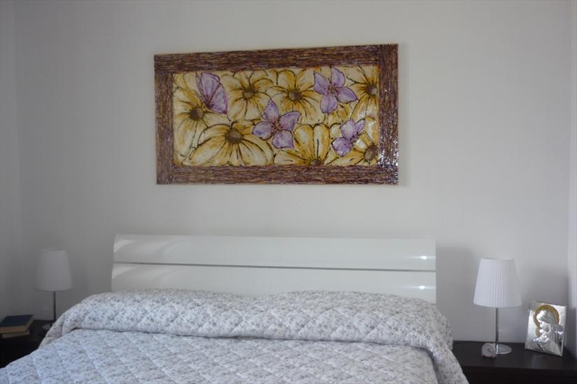 Margherite e farfalle vendita quadri online quadri - Quadri x camera da letto ...
