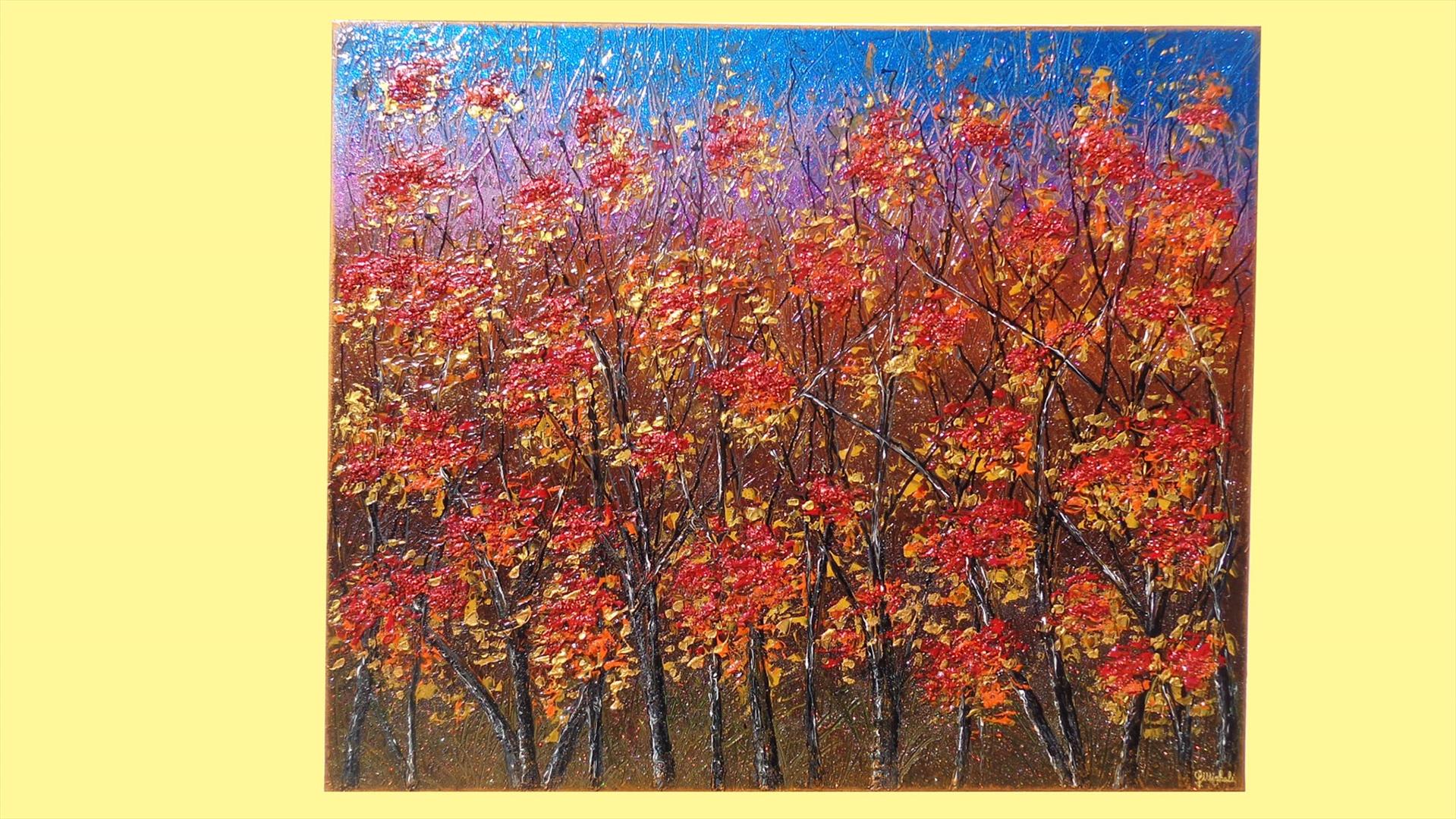 Autunno vendita quadri online quadri moderni quadri for Vendita cornici per quadri