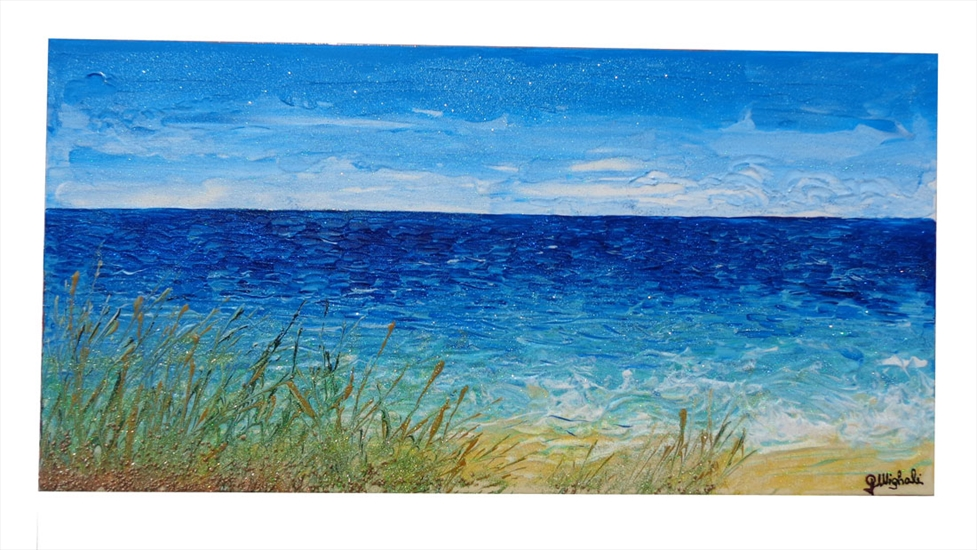 Pin quadri di paesaggi marini olio vidoemo emotional video for Paesaggi marini dipinti