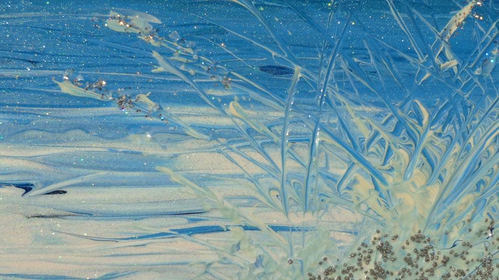 Luna sul mare con stella vendita quadri online quadri for Quadri astratti immagini