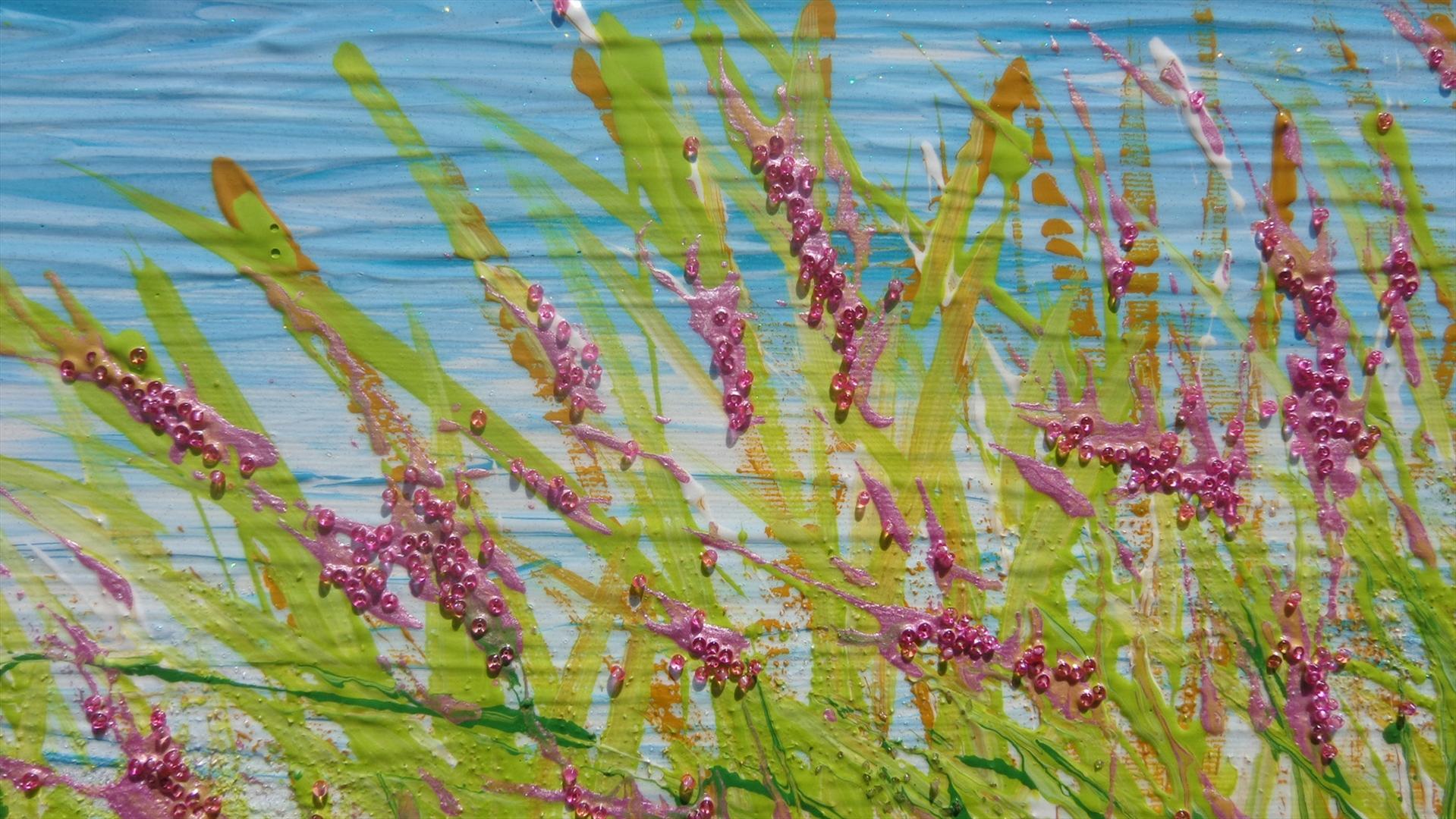 Dipinto di mare iz37 pineglen for Quadri dipinti a mano paesaggi