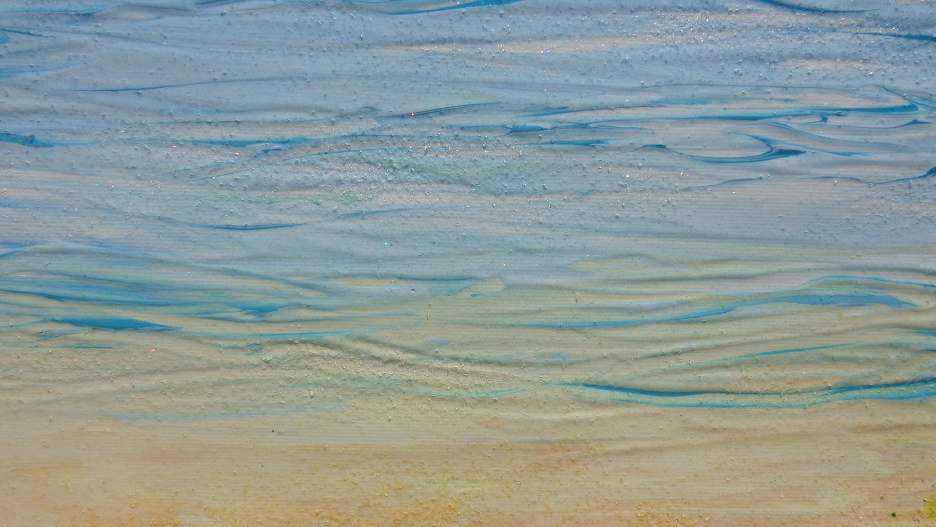 Paesaggio di mare con barche vendita quadri online for Quadri astratti immagini