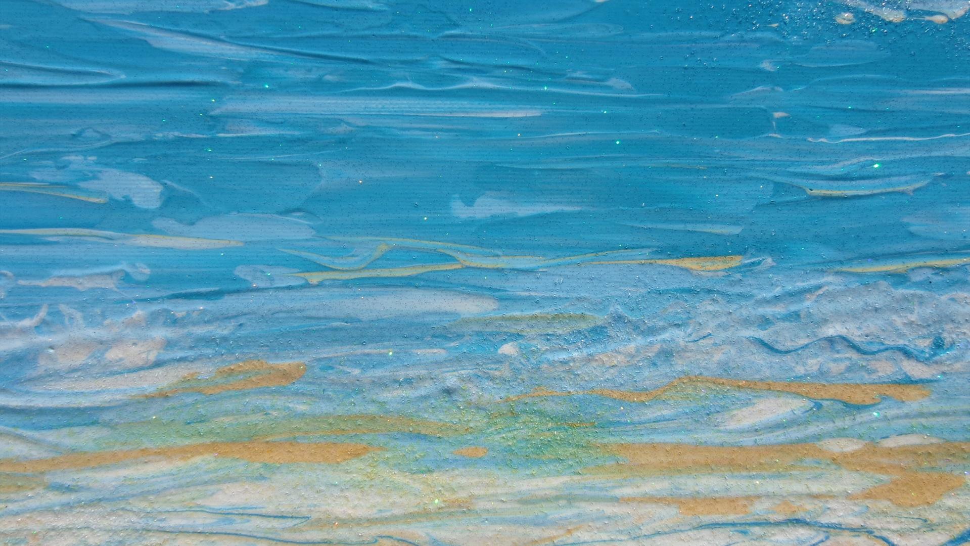 dipinto di mare iz37 pineglen On dipinti paesaggi astratti