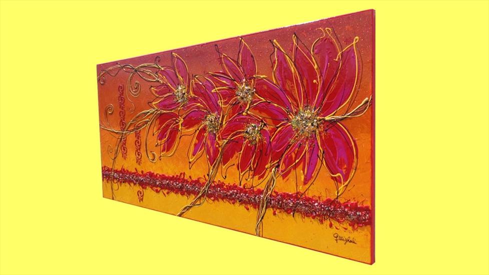 Pin colori astratti foto sfondi per desktop 11742 on pinterest for Immagini quadri fiori