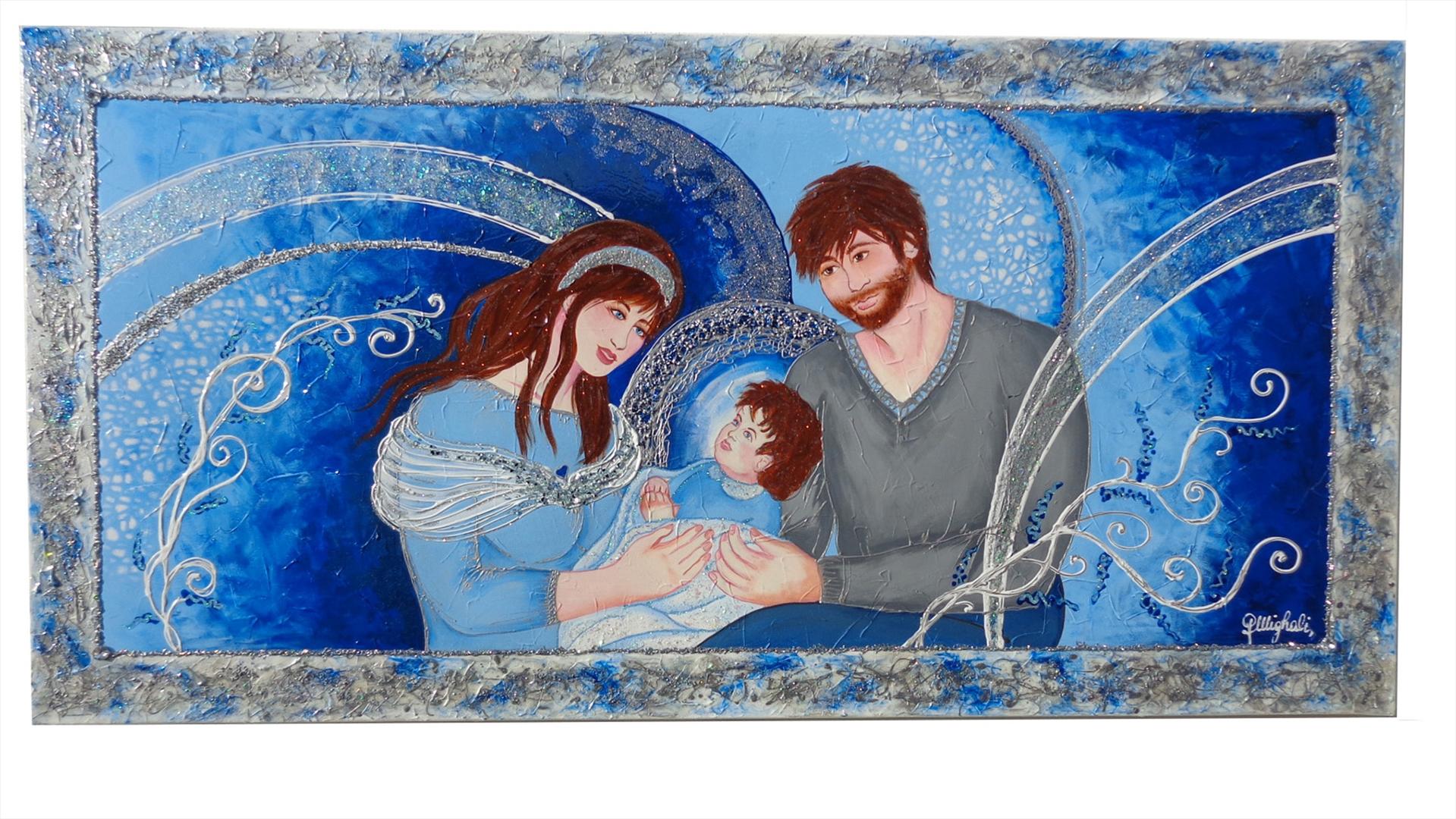 Quadri moderni sacra famigliai amazon la scelta giusta - Quadri sacri per camera da letto ...