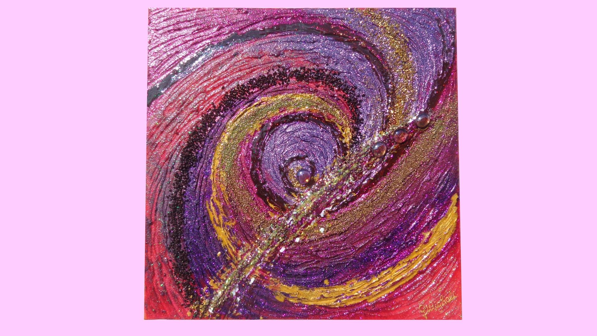 39 vortice materico astratto 39 vendita quadri online for Quadri astratti immagini