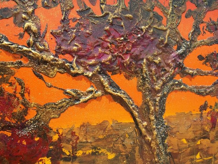 Tramonto caldo vendita quadri online quadri moderni for Quadri astratti immagini