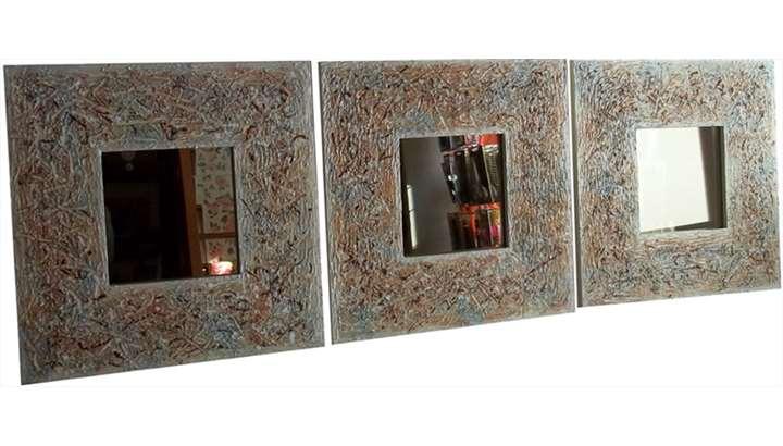 Triplo vendita quadri online quadri moderni quadri - Quadri a specchio moderni ...