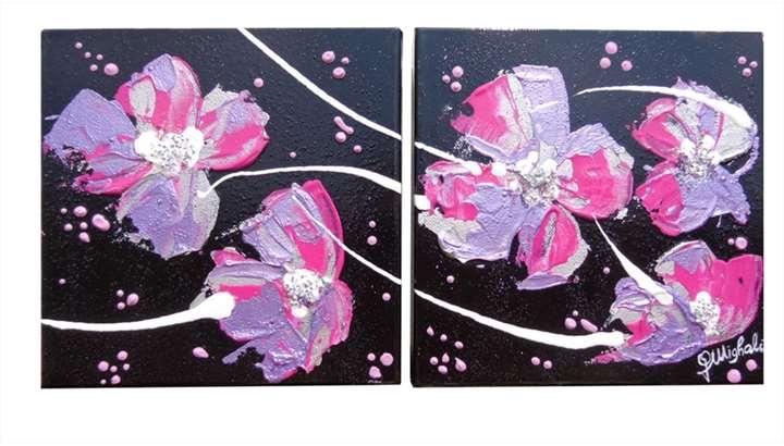 quadretti fiori moderni vendita quadri online quadri