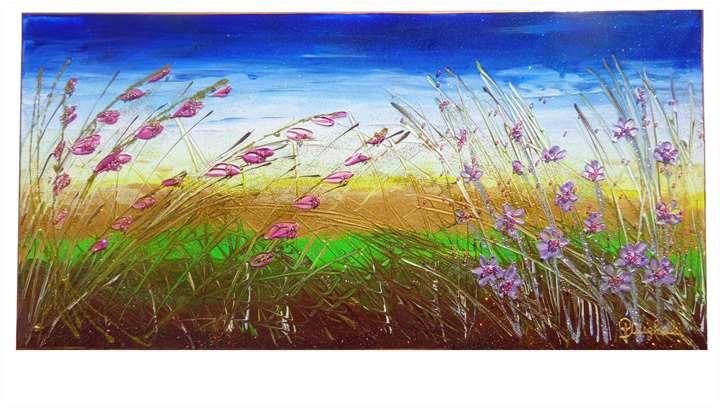 Vendita quadri online quadri moderni quadri astratti for Quadri moderni fiori dipinti a mano