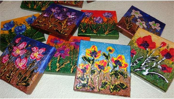 fiori arredo piccoli moderni vendita quadri online