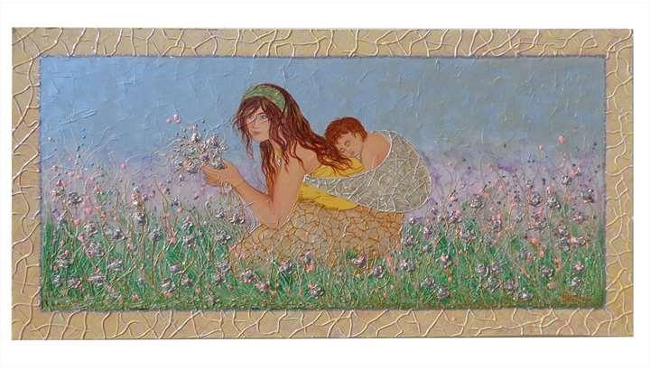 Vendita quadri online quadri moderni quadri astratti quadri floreali quadri dipinti a - Quadri moderni per camera da letto ...